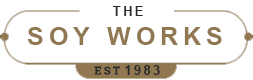 The Soy Works Logo